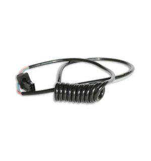 Cablu spiralat controller – display E-TWOW