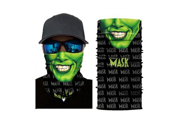 Masca tip bandana esarfa protectoare 3D The Joker