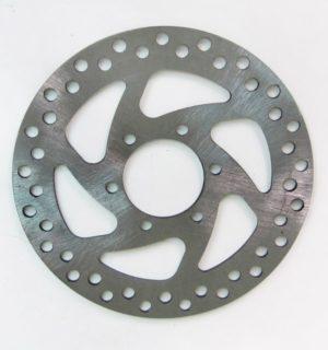 Disc de frana trotineta electrica Joyor – 6 gauri pozitionare