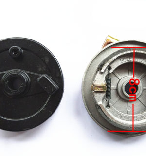 Frana tambur pentru seria F5S (Allegria)