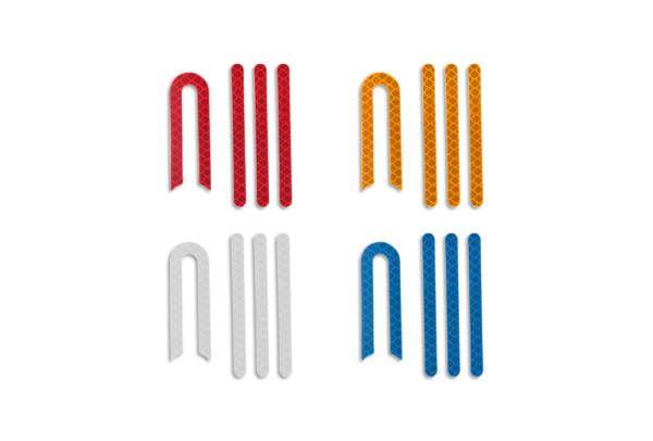 Set Stiker reflectorizant Xiaomi M365