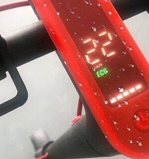 Husa de protectie display trotinete Xiaomi